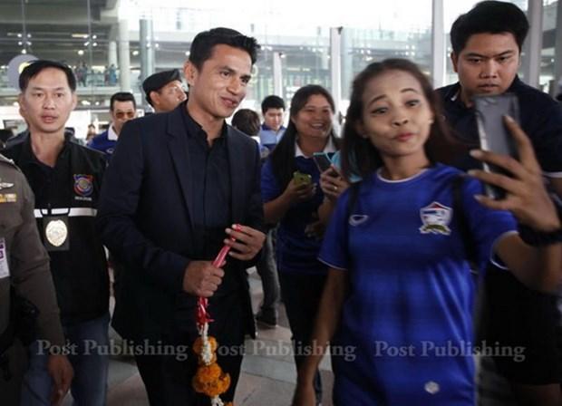 HLV Kiatisak: Danh bai Thai Lan la dieu khong he de dang hinh anh 1