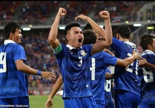 "Vong loai World Cup: Thai Lan vao bang ""tu than,"" Iran dau Han Quoc hinh anh 1"