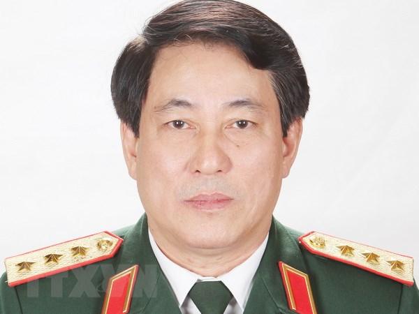 Thuong tuong Luong Cuong giu chuc Chu nhiem Tong cuc Chinh tri hinh anh 1