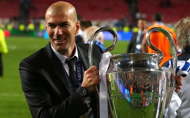 HLV Zinedine Zidane co xung dang vo dich Champions League? hinh anh 1