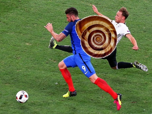 Nhung khoanh khac hay nhat va te nhat vong chung ket EURO 2016 hinh anh 1