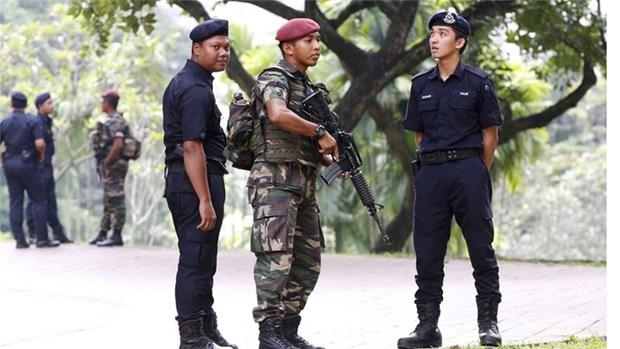 Malaysia that chat an ninh sau khi IS am muu tan cong Singapore hinh anh 1