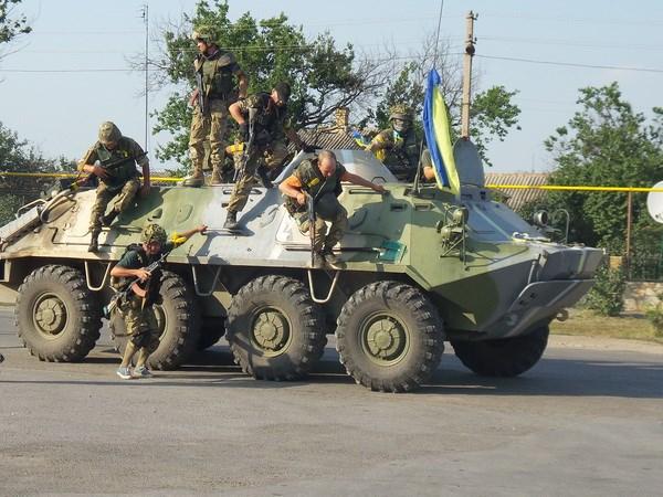 Chinh quyen Ukraine soan thao chien luoc tai hoa nhap Donbass hinh anh 1
