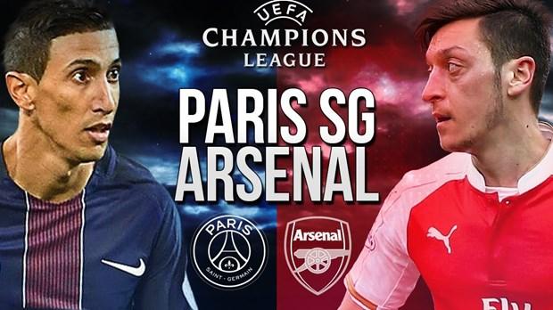 Lich thi dau Champions League: PSG