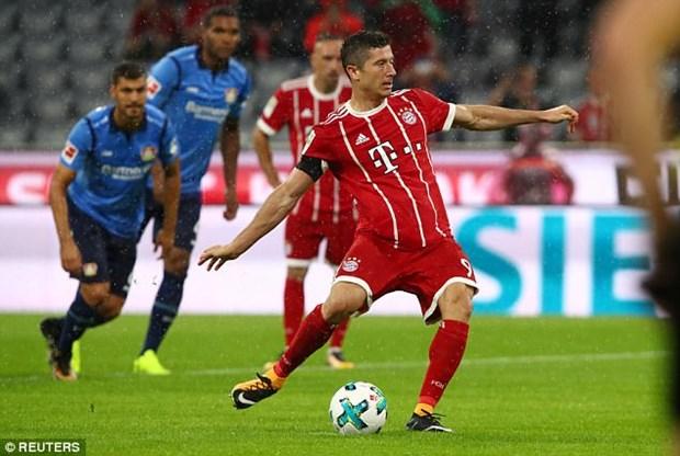 Bayern Munich danh bai Leverkusen o ngay ra quan Bundesliga hinh anh 4