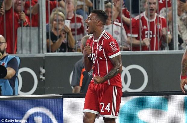 Bayern Munich danh bai Leverkusen o ngay ra quan Bundesliga hinh anh 3