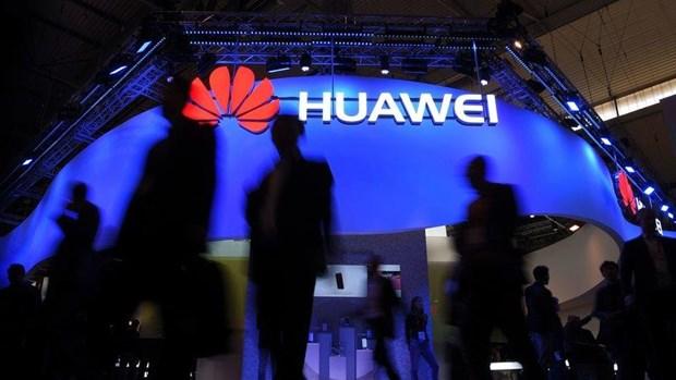 Trung Quoc len an hanh dong cua My doi voi Tap doan Huawei hinh anh 1