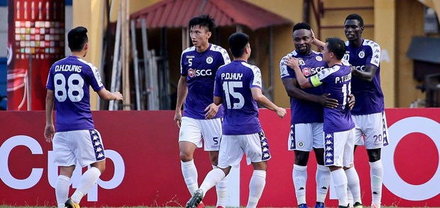 Ha Noi va Becamex Binh Duong gianh ve di tiep tai AFC Cup 2019 hinh anh 1