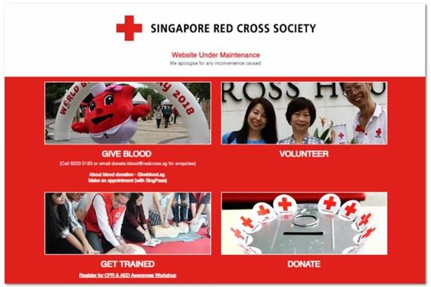 Singapore: Du lieu cua hon 4.000 nguoi dang ky hien mau bi ro ri hinh anh 1