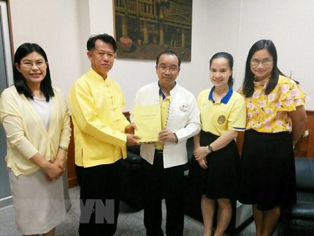 Xuat ban sach quy gia ve Chu tich Ho Chi Minh tai Thai Lan hinh anh 1