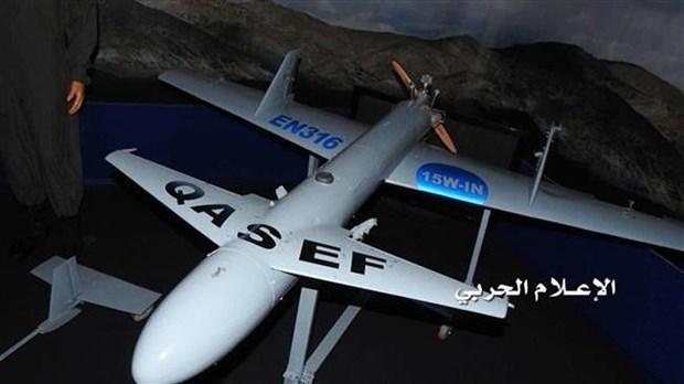 Yemen: Cac tay sung Houthi tan cong san bay Najran cua Saudi Arabia hinh anh 1