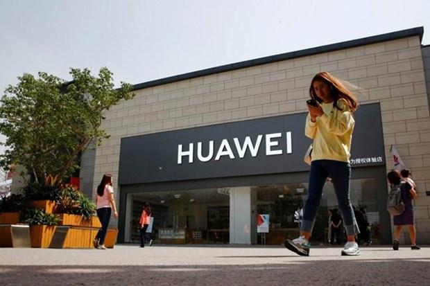 Cac hang cong nghe My chiu tac dong tu viec trung phat Huawei hinh anh 1