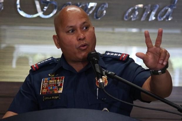 Philippines: Cac dong minh cua Tong thong Duterte thang lon hinh anh 1