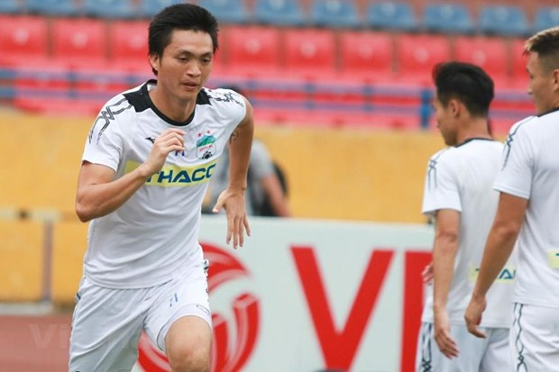 HLV Park Hang-seo cong bo danh sach tuyen Viet Nam du King's Cup hinh anh 1