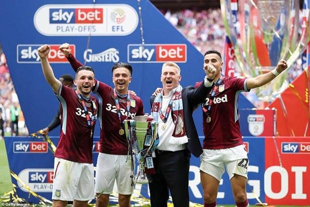 Aston Villa tro lai Premier League sau tran cau dat gia nhat hanh tinh hinh anh 1