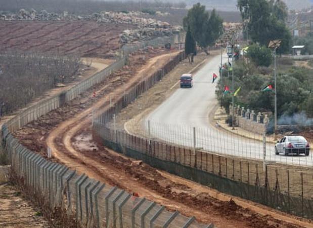 Israel chap thuan dam phan phan dinh bien gioi tren bien voi Liban hinh anh 1