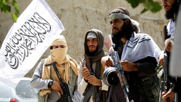 Taliban: Cac luc luong nuoc ngoai phai roi khoi Afghanistan hinh anh 1