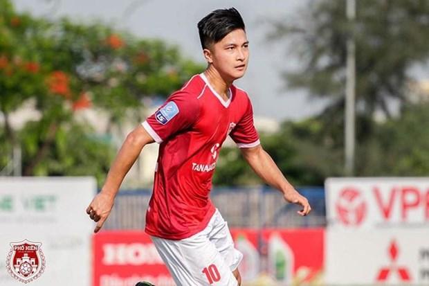 Cong bo danh sach U23 Viet Nam: Martin Lo lan dau len tuyen hinh anh 1