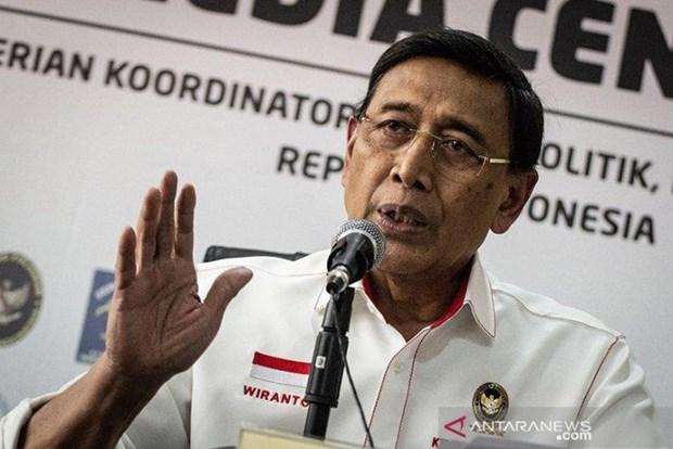 Indonesia: Tiet lo danh tinh quan chuc nam trong muc tieu bi am sat hinh anh 1