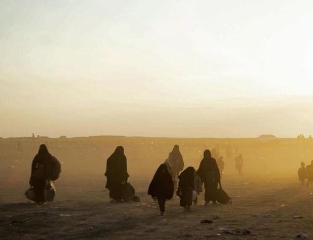 Iraq da trao tra cho Tho Nhi Ky 188 tre em dinh liu toi IS hinh anh 1