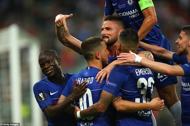 Huy diet Arsenal, Chelsea vo dich Europa League thuyet phuc hinh anh 1