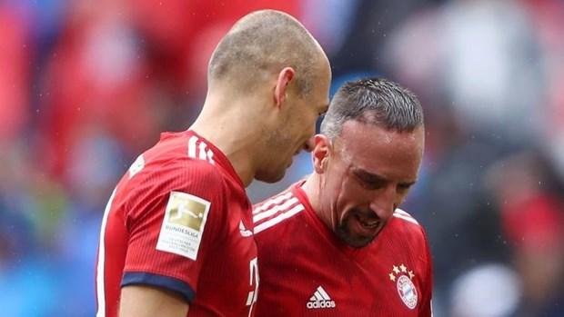 Bayern Munich se di qua