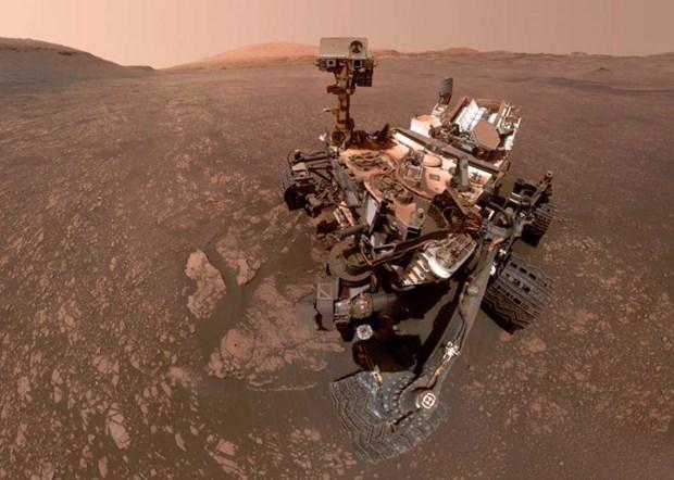 NASA phat hien luong lon khoang vat dat set tren sao Hoa hinh anh 1