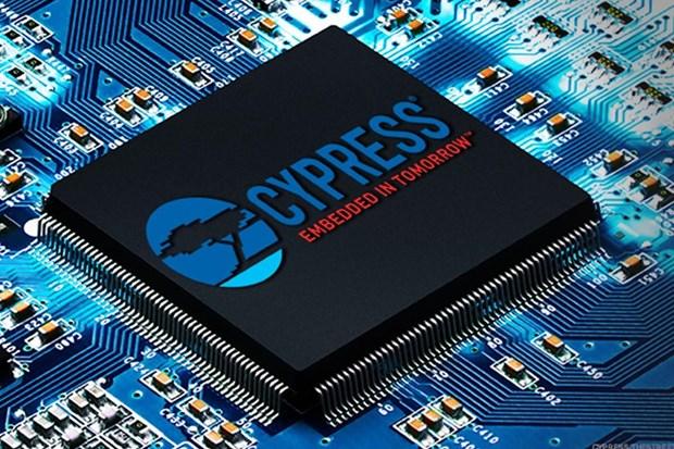 Nha san xuat chip Infineon cua Duc mua lai Cypress voi gia 9 ty euro hinh anh 2