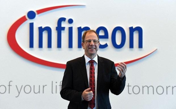 Nha san xuat chip Infineon cua Duc mua lai Cypress voi gia 9 ty euro hinh anh 1
