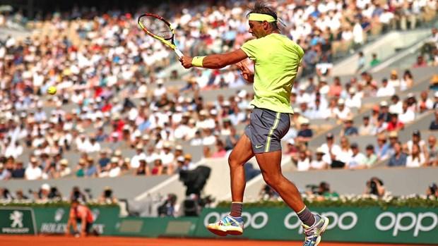 Roland Garros: Roger Federer can ke ngay 'dai chien' Rafael Nadal hinh anh 1