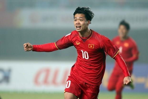 Cong bo so ao dau cua doi tuyen Viet Nam tai King's Cup 2019 hinh anh 1