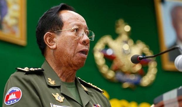 Campuchia yeu cau Thu tuong Singapore hieu chinh phat bieu ve Viet Nam hinh anh 1