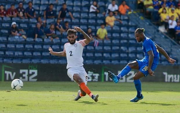 Danh bai An Do, Curacao thang tien chung ket King's Cup 2019 hinh anh 1