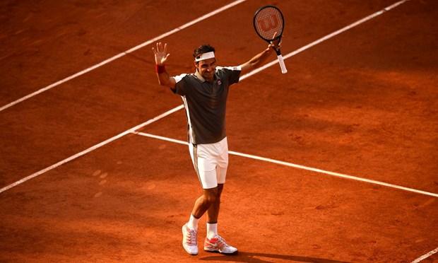Nadal dai chien Federer o tran 'chung ket som' tai Roland Garros hinh anh 2