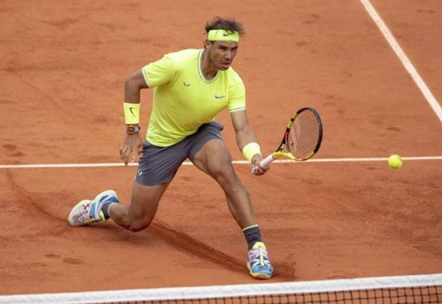 Nadal dai chien Federer o tran 'chung ket som' tai Roland Garros hinh anh 1