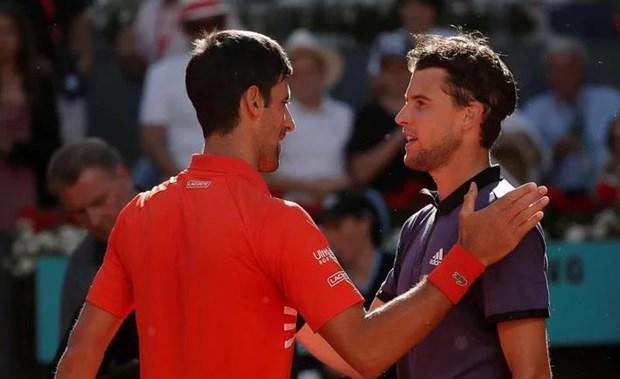 Roland Garros: Ban ket trong mo, nha vo dich thua soc tay vot 17 tuoi hinh anh 1