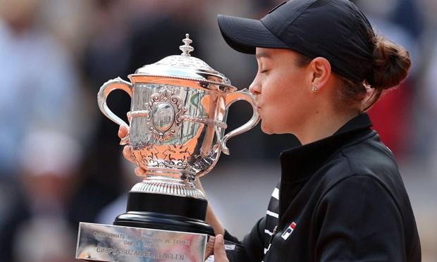 Ha guc Djokovic, Thiem tai ngo Nadal o chung ket Roland Garros hinh anh 2
