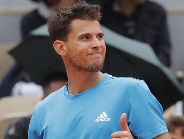 Ha guc Djokovic, Thiem tai ngo Nadal o chung ket Roland Garros hinh anh 1