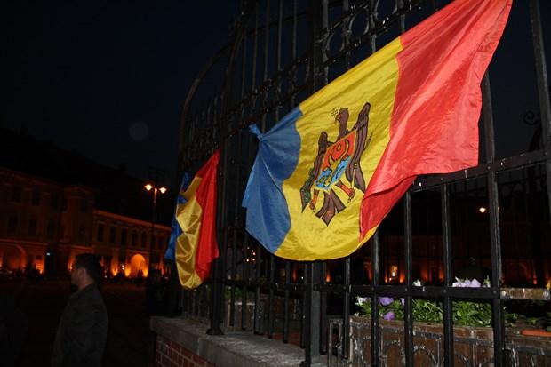 Nhieu nuoc chau Au ung ho giai phap hoa binh thao 'ngoi no' Moldova hinh anh 1