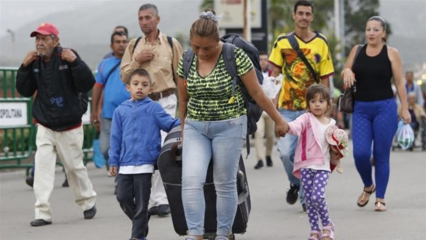 Peru cap thi thuc nhan dao mien phi cho cong dan Venezuela hinh anh 1