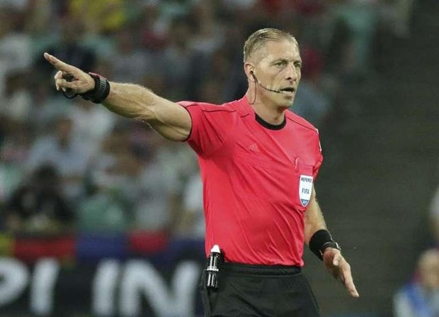 To trong tai nguoi Argentina dieu khien tran khai mac Copa America hinh anh 1