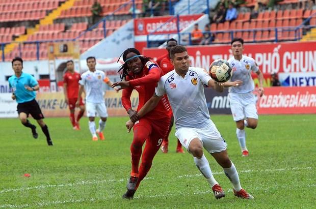 Vong 13 V-League 2019: Nong o cuoc dua thoat nhom cuoi bang hinh anh 1