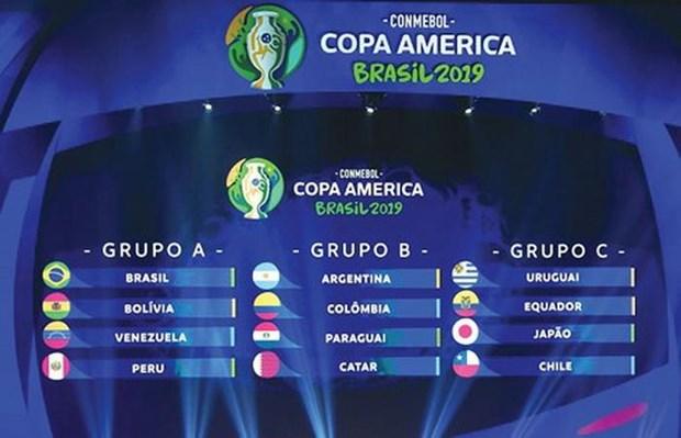 Nhung dieu thu vi ban co the chua biet ve Copa America 2019 hinh anh 2
