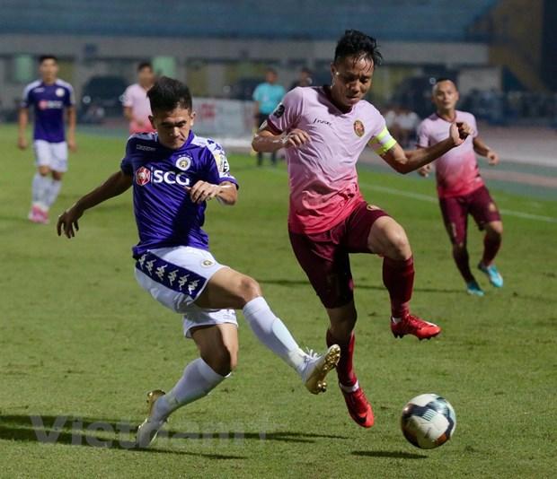 Ha Sai Gon FC, Ha Noi pha 'hoi nong' vao ngoi dau cua TP.HCM hinh anh 1