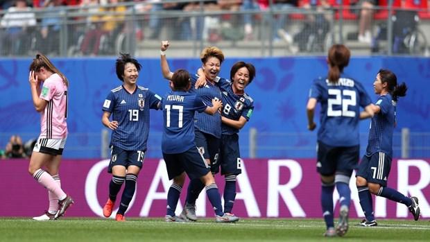 World Cup nu 2019: 4 doi tuyen vao vong 1/8, chau A thang hoa hinh anh 2