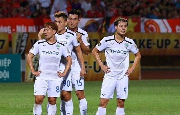 Vong 13 V-League: SLNA ha Hoang Anh Gia Lai, Viettel chien thang hinh anh 1