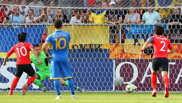Danh bai Han Quoc, Ukraine lan dau tien vo dich U20 World Cup hinh anh 1