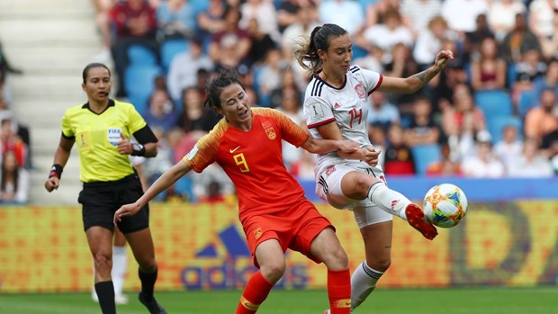 World Cup nu 2019: Trung Quoc, Tay Ban Nha dat tay nhau vao vong 1/8 hinh anh 2