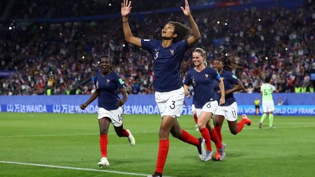 World Cup nu 2019: Trung Quoc, Tay Ban Nha dat tay nhau vao vong 1/8 hinh anh 1