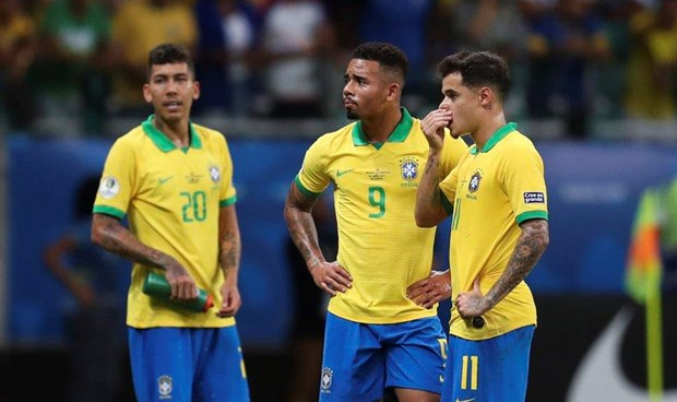3 lan bi tu choi ban thang, Brazil chia diem truoc Venezuela hinh anh 1
